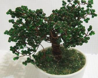 Beaded tree, bead tree