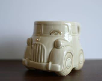 Vintage Fitz and Floyd Auto Mug