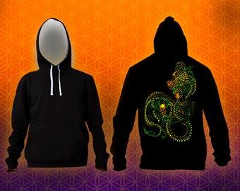 Dragonita Silk screen UV print by Ihtianderson