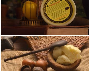 Whipped Unrefined African Shea Butter 100% Natural