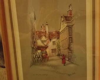 Clyde Cole framed prints