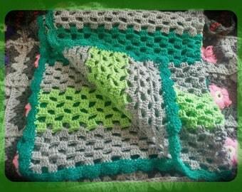 Baby Blanket / Couverture bébé