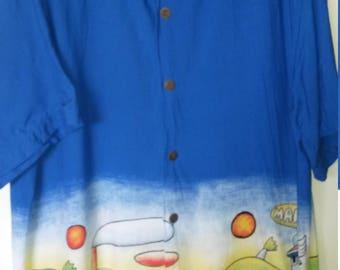 Mambo Loud Shirt - Reg Mombassa