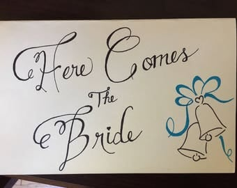 Handmade Bridal Shower Card