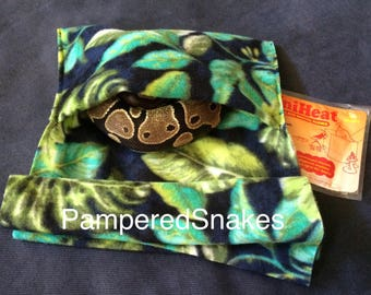 Emergency Warming Sacks with 2 Uniheat 40 hour warmers, 2 sizes
