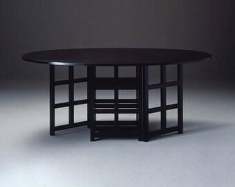Charles Rennie Mackitosh DS1 table
