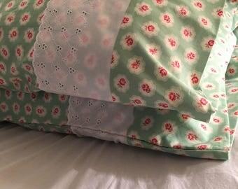 Standard cotton pillow case