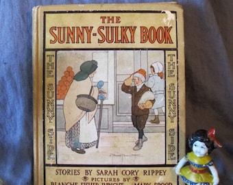 VIntage 1915 illustrated children's book