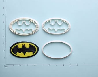 batman cutter,superhero cutter,superhero cookie cutter, batman cookie cutter