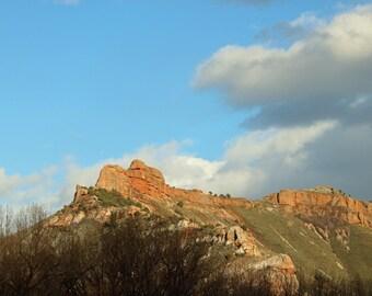 Croydon hillside, Utah