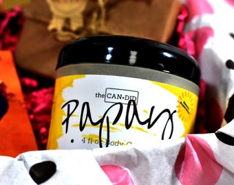 the CAN+DID Papay Lotion
