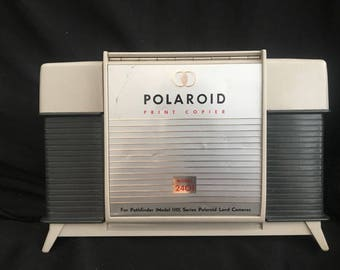 Vintage Polaroid Print Copier Model 2401
