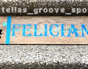 Personalized childrens tile