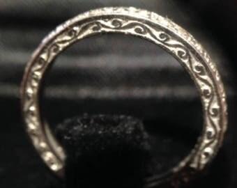 Rare! Alliance 1930 in Platinum and diamonds