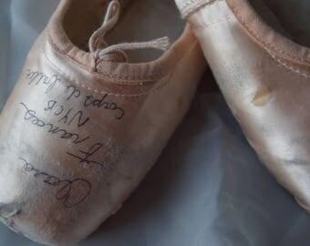 Clara Frances Corps de Ballet Ballet Slippers