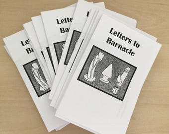 Letters to Barnacle Issue 2 Mini Zine