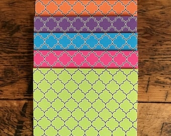 VersaNotes™ Moroccan Brights Notecards (Set of 10)