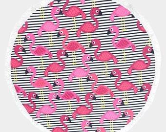Round Beach Towels - Beach Vacation Must Have / Fruit/ Beach Towels/ Terry Towels/ Cotton Towels/ Round Towels/ Summer