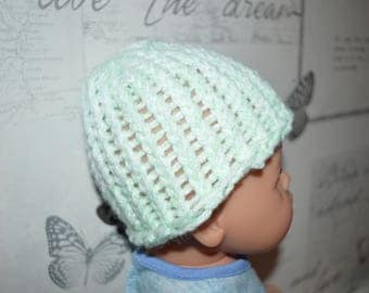 Knitted Baby Hat 0-3 Months