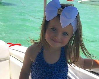 Baby girl Headband bow lazo  hair diadema Bandanas niña Cute headwrap hairband