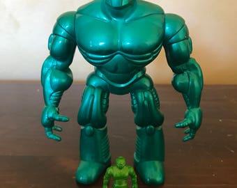 Warstar - Marvel X-Men Toy Biz Action Figure 1995