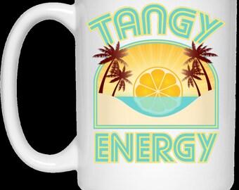 Tangy Large Coffee Mug