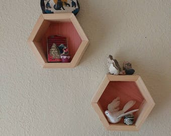 Hexagon Cubby