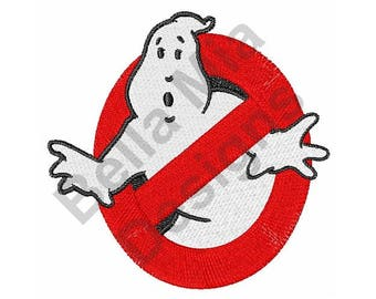 Ghost Buster - Machine Embroidery Design