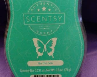 Scentsy By the sea wax melts