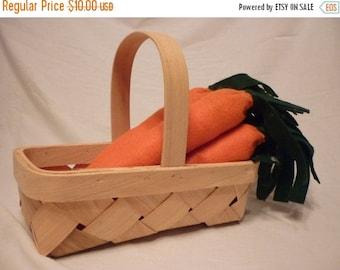 Closing Sale Felty Food Fun- Carrots