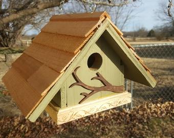 Artisan Wren Birdhouse
