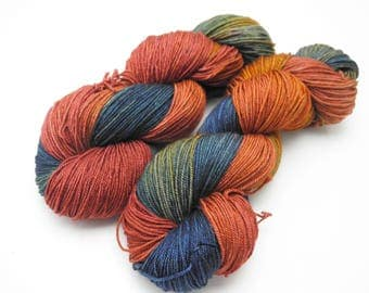 For the Love of Pants Variegated Hand Dyed Yarn - Made to Order