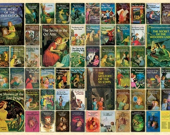PICK YOUR OWN - Nancy Drew Books 1-56 ~ The Pink Room ~ 170202