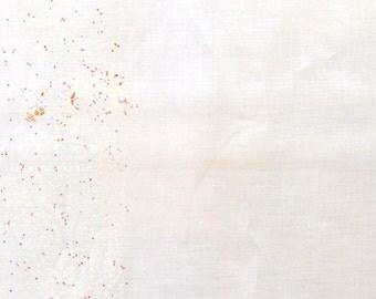 Nani Iro Kokka Japanese Fabric wild flower linen - opal - 50cm