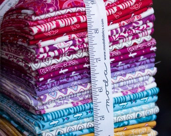 Spellbound Fat Quarter Bundle by Urban Chiks Moda Fabrics