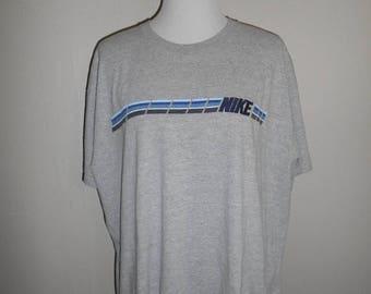 Vintage 90's  t-shirt top  NIKE