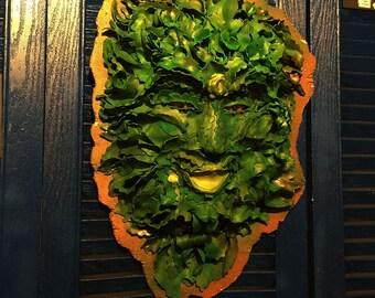 Mask - She Four Seasons - Springtime