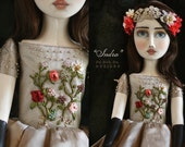 """Art Doll """"Indra"""""""