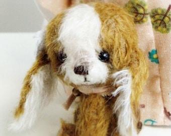 PUCHI Small Puppy dog pattern by bear artist Jenny Lee and jennylovesbenny PDF