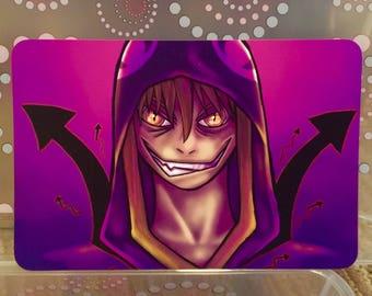 """Soul Eater Medusa - 6x4"""" Matte Art Print"""