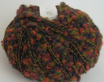 YARN CIRCUS Louet Multi Color 07 Lot 17608 Approx 50 grams approx 110 yards wool Cotton CLEARANCE Sale