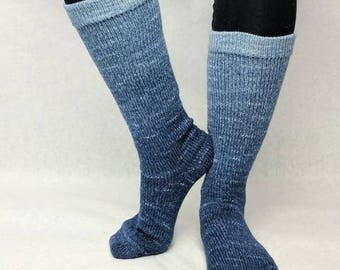 Pigeon Chromatic Gradient Matching Socks Set Yarn, dyed to order - pick your size, pick your yarn base