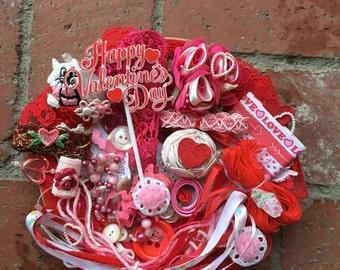Valentines ---Inspiration Kit --
