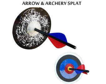 Archery Splat - By Keene/Fx