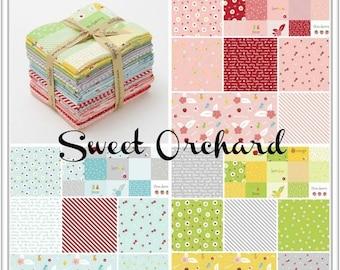 ON SALE Sweet Orchard Complete Fat Quarter Bundle