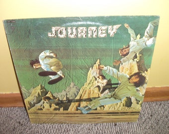 Journey Record album NEAR MINT condition 1975