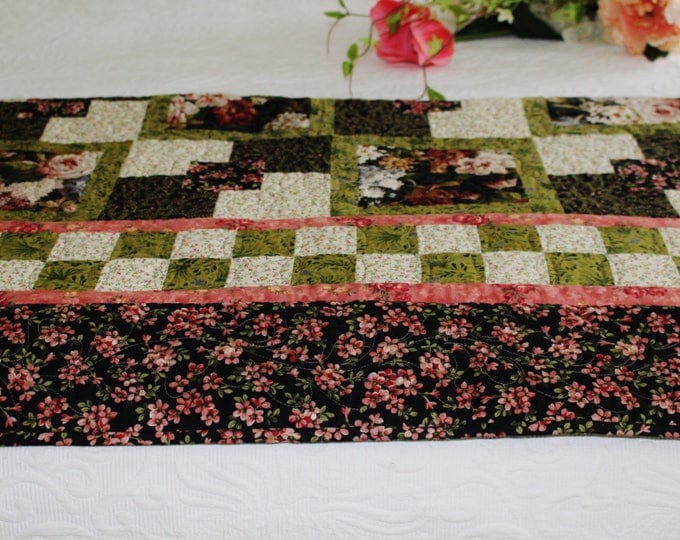 Handmade Queen Award Winning Size Bed Quilt, Handcrafted large bed quilt, Homemade quilts,  Patchwork Quilts, Modern Quilts