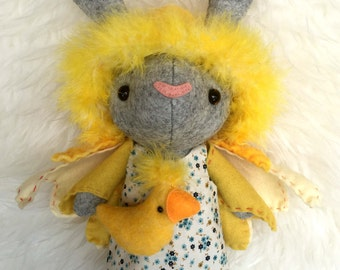 Briar the Bunny and Peep PDF Sewing Pattern