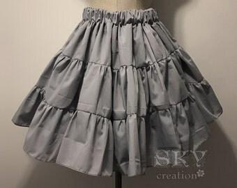 Loli's Petticoat in Grey