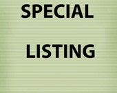 Special Listing for Shireen